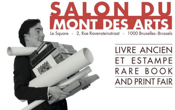 Salon du Mont des Arts Bruxelles 23-25 juin 2016