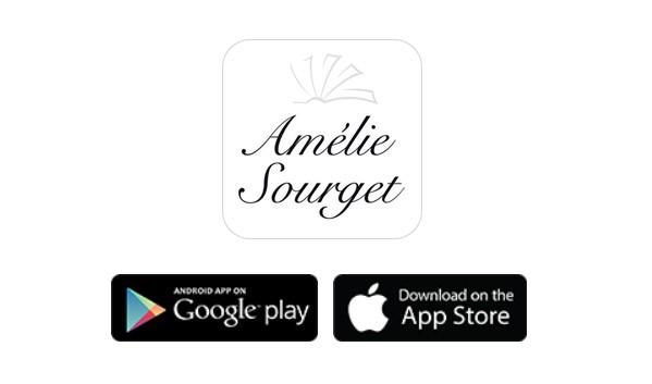 Appli Librairie Amélie Sourget