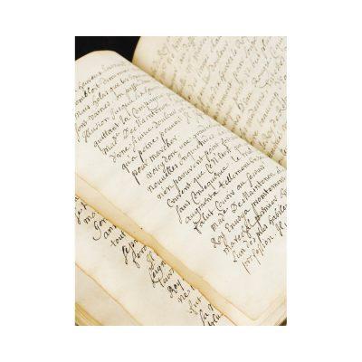 Lettres & Manuscrits