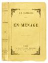 Huysmans, Joris-Karl. En ménage, 1881.