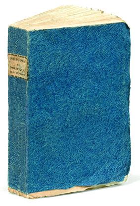 Constant, Benjamin. Principes de politique, 1815.