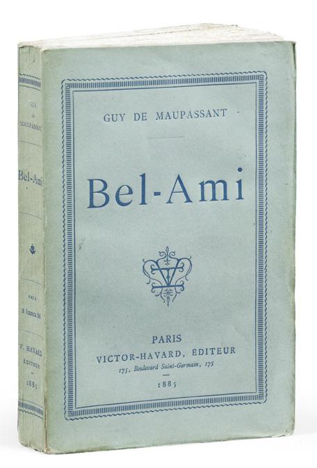 Maupassant. Bel-Ami, 1885.