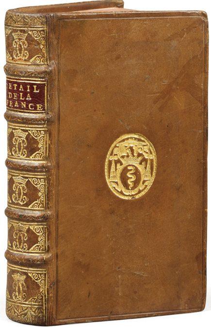 Boisguilbert. Le détail de la France, 1707.