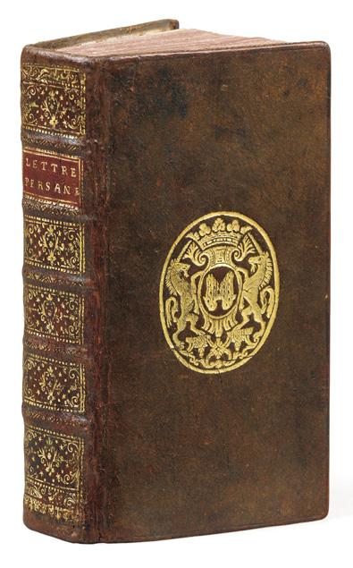 Montesquieu. Lettres persanes, 1721.