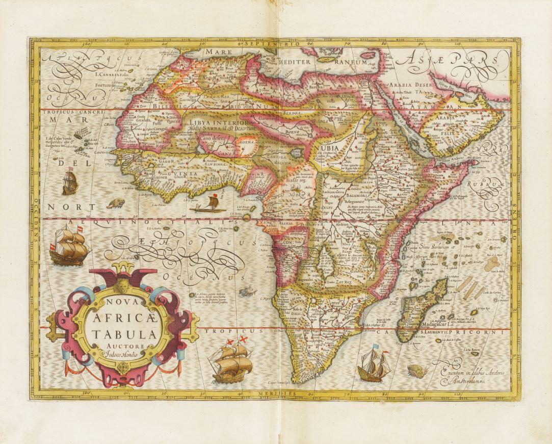 Mercator. Atlas, 1619