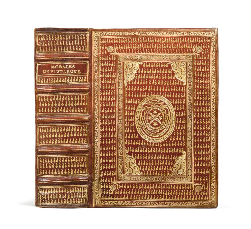 Plutarque. Les Œuvres Morales, 1606