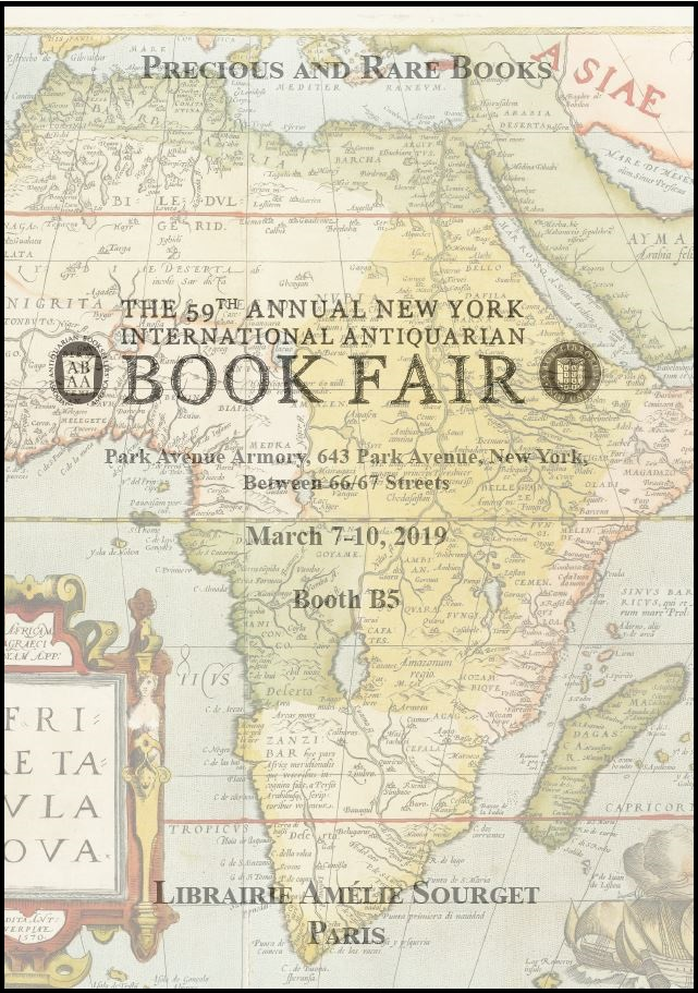 NY Antiquarian Book Fair