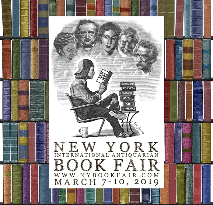 New York Antiquarian Book Fair 2019