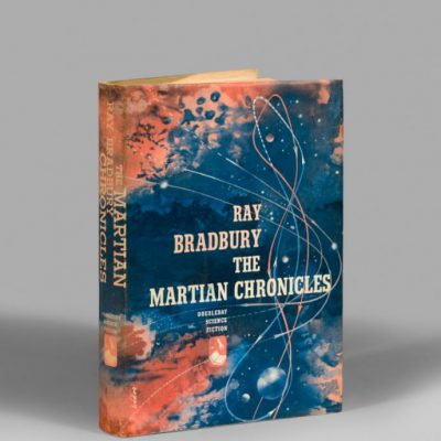 Bradbury. The Martian Chronicles
