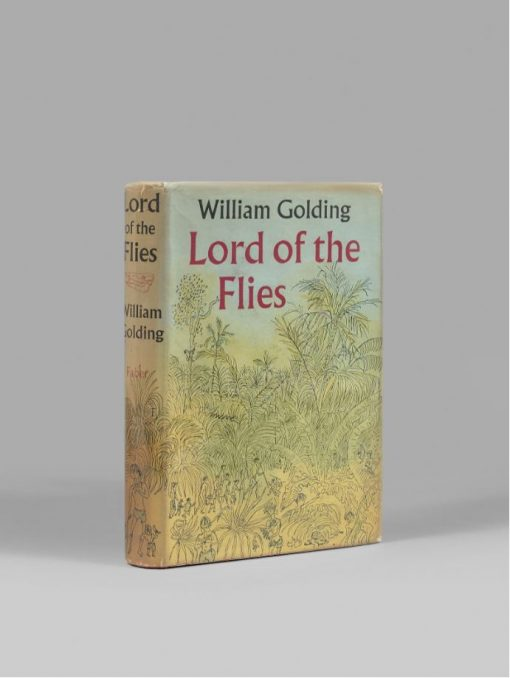golding, lord of the flies